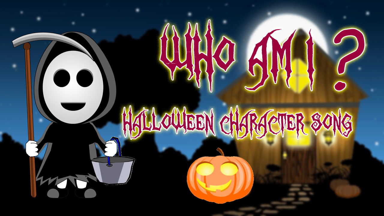 Who Am I ? Halloween Song