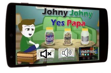 Johny Johny Yes Papa eBook/Audiobook App