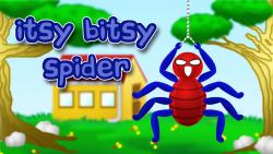 Itsy Bitsy Spider & Spiderman
